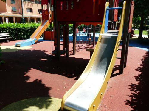 Calvisio children playground (Ph: Provincia di Savona)