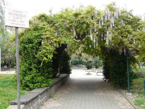 Giardini Francesco Gatti (Ph: Provincia di Savona)