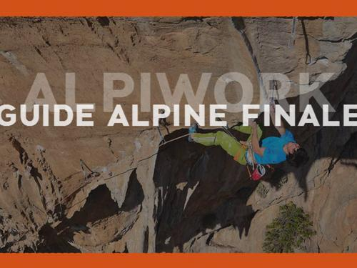 Guide Alpine Finale