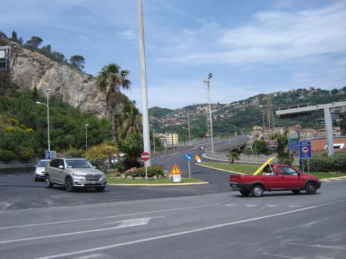 Parcheggio  (Ph: Provincia di Savona)