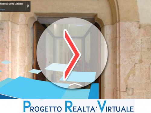 Virtual Tour Auditorium S. Caterina