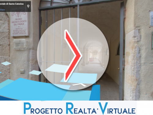 Virtual Tour Chiostri Santa Caterina