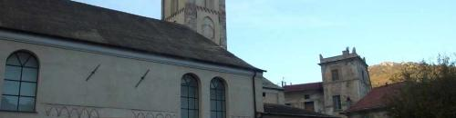 Chiesa di Santa Caterina, Sala Congressi (Ph: Provincia di Savona)
