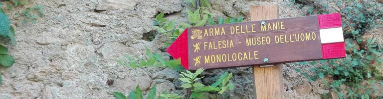 Arma delle Manie (Ph: Provincia di Savona)