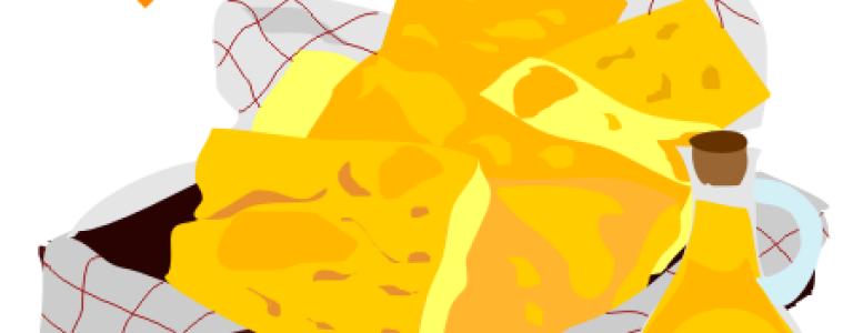 Focaccia alla genovese (Img: Provincia di Savona)