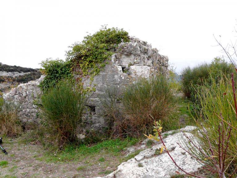 Castrum di Orco (Ph: Provincia di Savona)