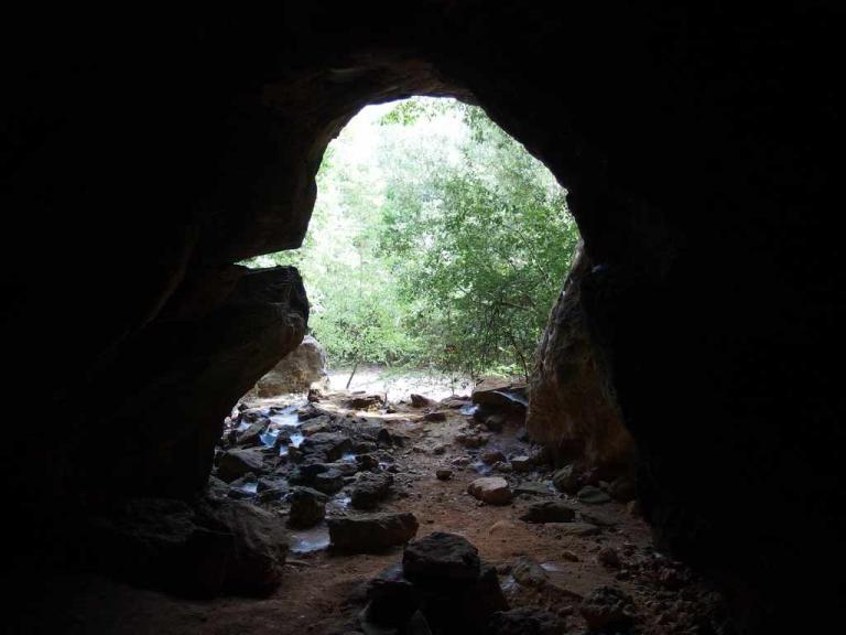 Grotta dei Ciliegi (Ph: Provincia di Savona)
