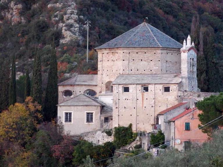Chiesa di Sant'Eusebio (Ph: Provincia di Savona)