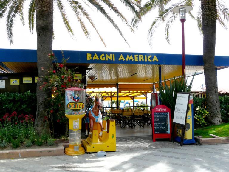 Bagni America (Ph: Provincia di Savona)