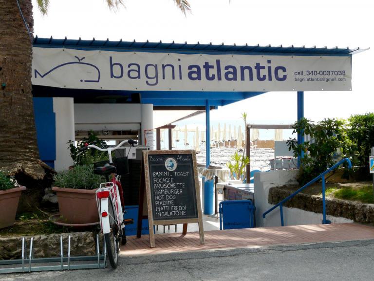 Bagni atlantic sito turistico ufficiale unione dei comuni del finalese