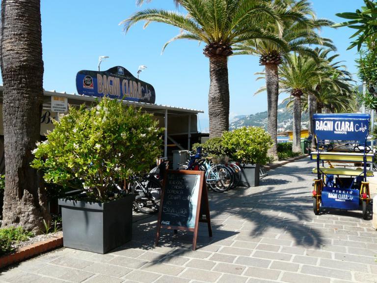 Bagni Clara (Ph: Provincia di Savona)