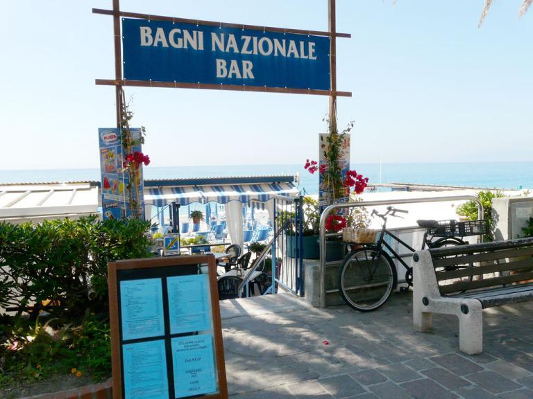 Bagni Nazionale (Ph: Provincia di Savona)