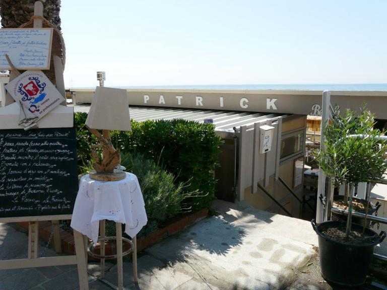 Bagni Patrick (Ph: Provincia di Savona)