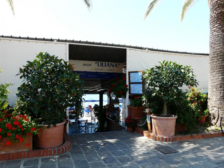 Bagni Liliana (Ph: Provincia di Savona)