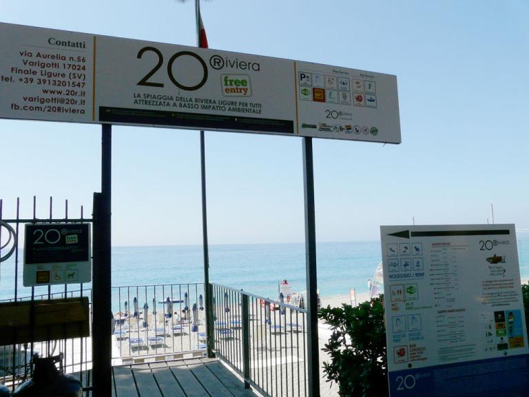 Bagni 20Riviera Varigotti | Sito turistico ufficiale Unione dei ...