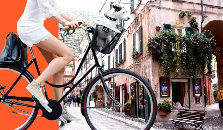 Bike Sharing - Finalborgo
