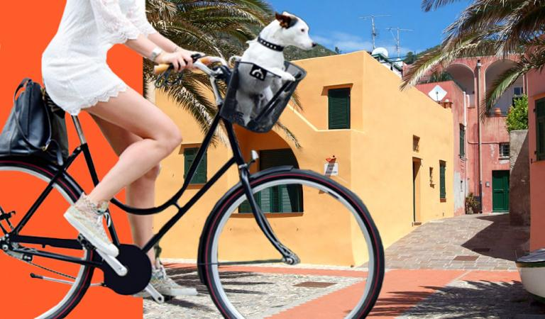 Bike Sharing - Varigotti