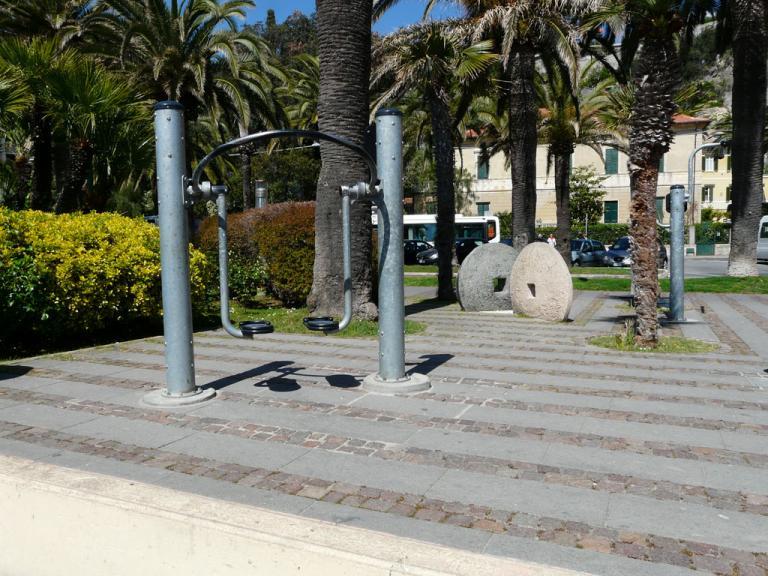 Area Fitness (Ph: Provincia di Savona)