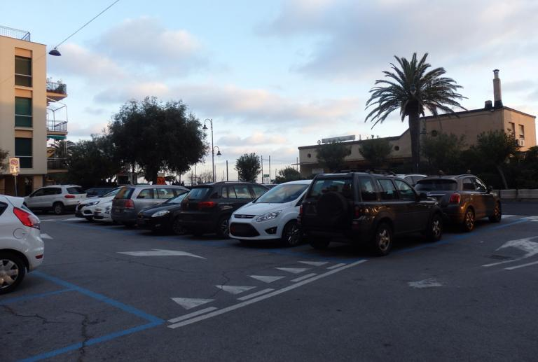 Parcheggio Piazza del Sole