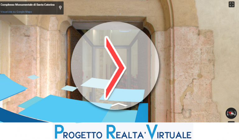 Virtual Tour Auditorium S. Caterina