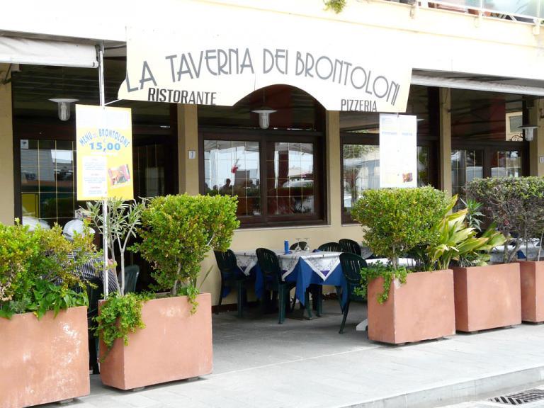 Taverna dei Brontoloni  (Ph: Provincia di Savona)
