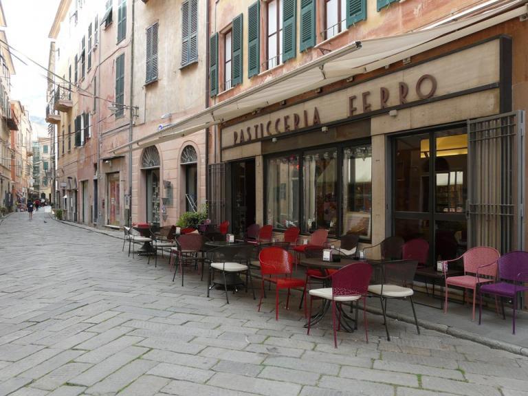 Pasticceria Caffè Ferro (Ph: Provincia di Savona)
