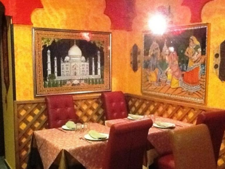 Restaurant and Bar Tajmahal (Ph: Sito web)