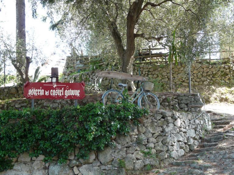 Osteria del Castel Gavone (Ph: Provincia di Savona)