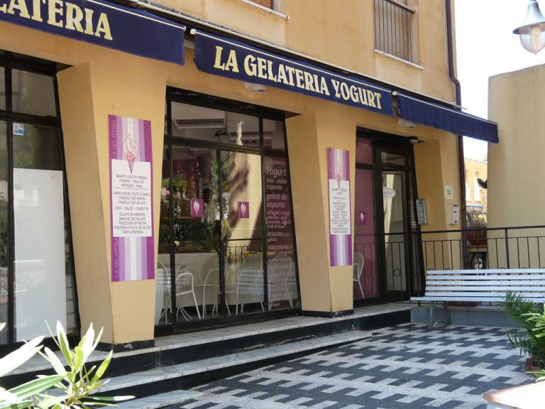 La Gelateria (Ph: Provincia di Savona)
