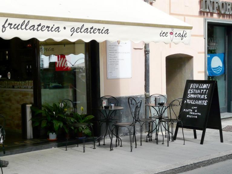 Ice Cafè (Ph: Provincia di Savona)