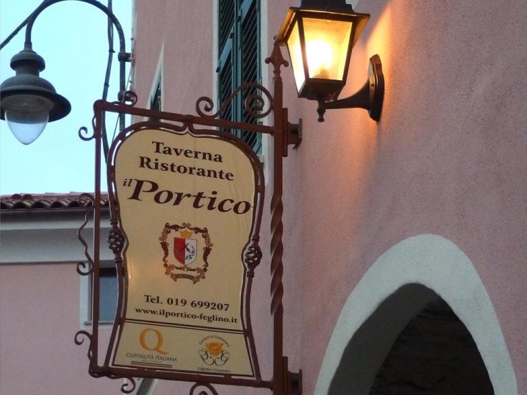 Il Portico  (Ph: Provincia di Savona)