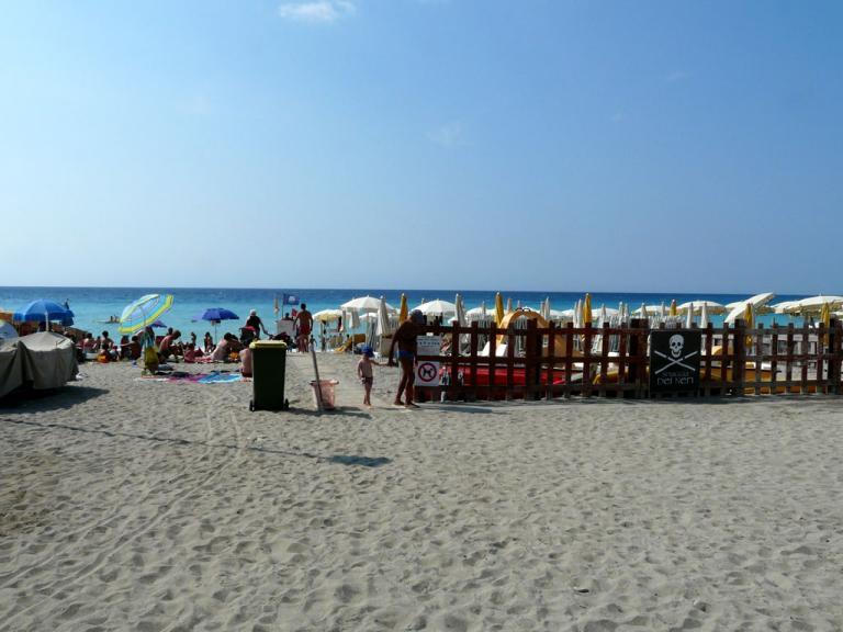 Spiaggia dei Neri (Ph: Provincia di Savona)