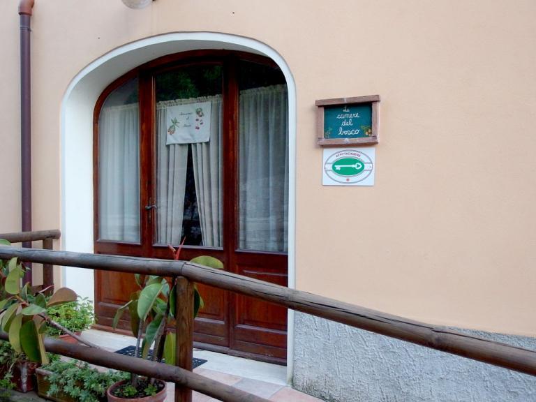 Le Camere del Bosco (Ph: Provincia di Savona)