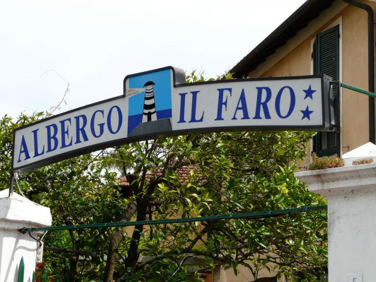 Il Faro (Ph: Provincia di Savona)