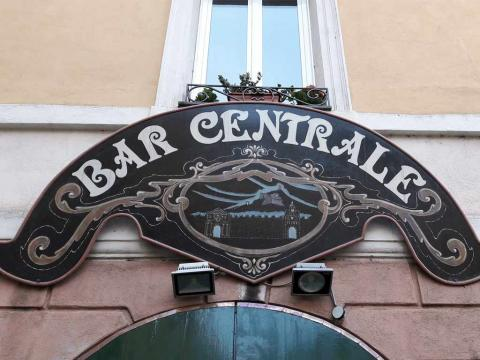 Bar Centrale (Ph: Provincia di Savona)