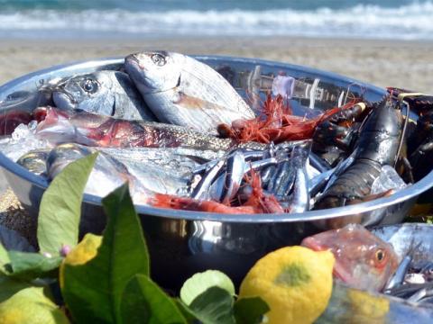 Castelletto Beach Restaurant