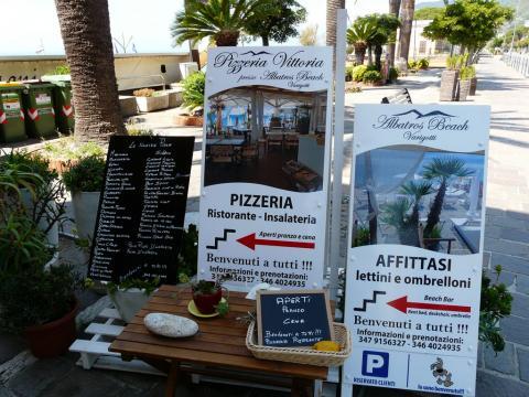 Bagni Albatros (Ph: Provincia di Savona)