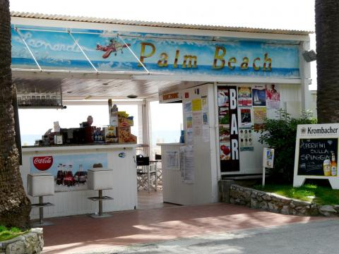 Bagni Palm Beach (Ph: Provincia di Savona)