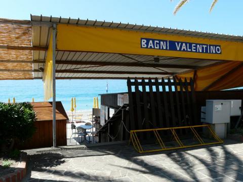Bagni Valentino (Ph: Provincia di Savona)
