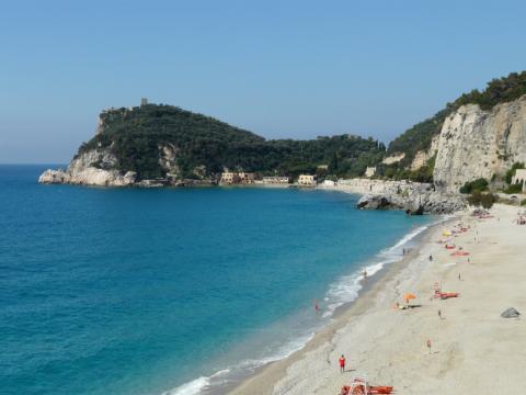 Spiaggia del Malpasso (Ph: Provincia di Savona)