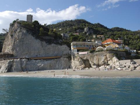 Free beach Porto San Donato