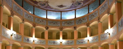 Apertura al pubblico del Teatro Aycardi