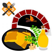 Farinata di ceci (Img: Provincia di Savona)