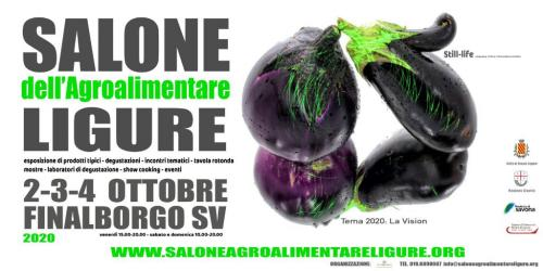 Salone dell'Agroalimentare Ligure 2020