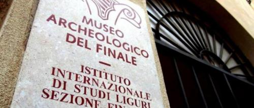 Apertura straordinaria del Museo Archeologico del Finale